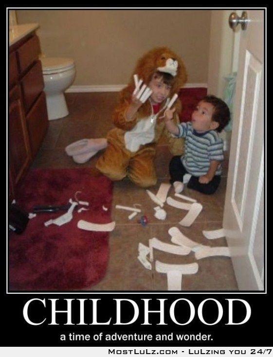 Childhood LuLz