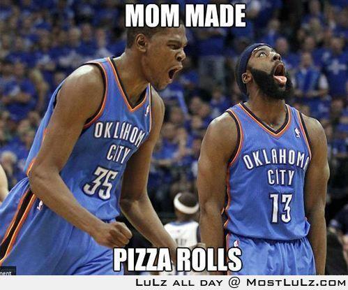 Pizza Rolls! LuLz