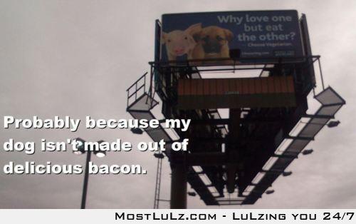 Delicious Bacon LuLz