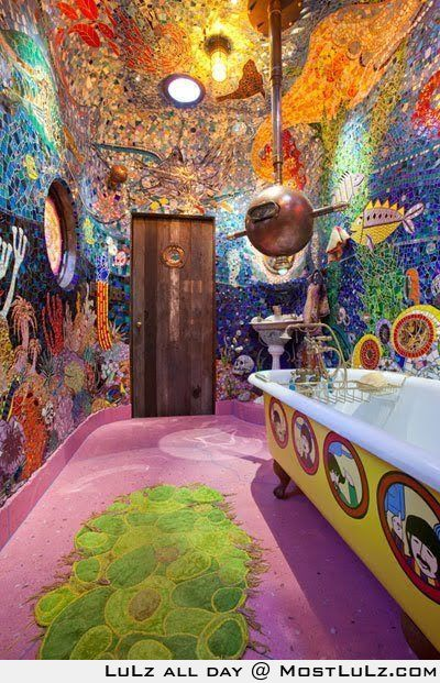 Best Bathroom of all Time LuLZ