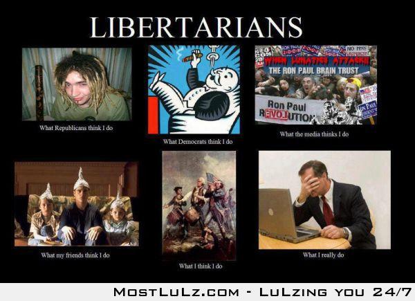 Libertarians LuLz