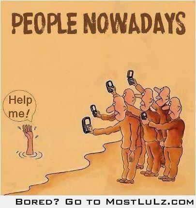 people nowadays LuLz