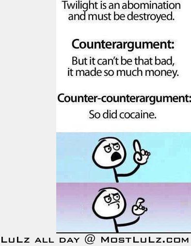 So did cocaine LuLz