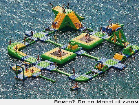 Sweet water park!!