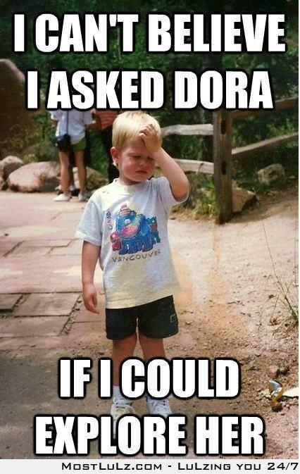 Exploring Dora LuLz