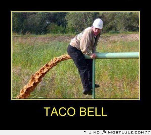 Ewe Taco Bell LuLz