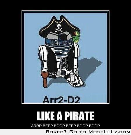 Arr2-D2 LuLz