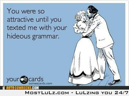 Hot Grammar LuLz
