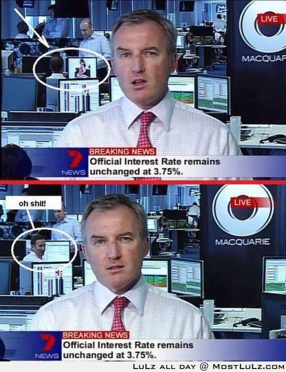 Newsroom porn LuLz
