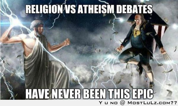 Epic debates are Epic LuLz