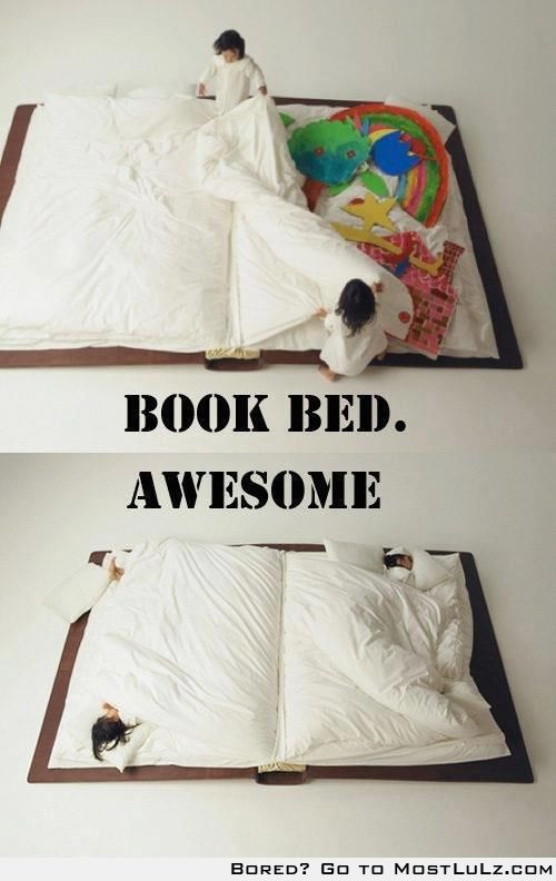 Epic bed is epic LuLz