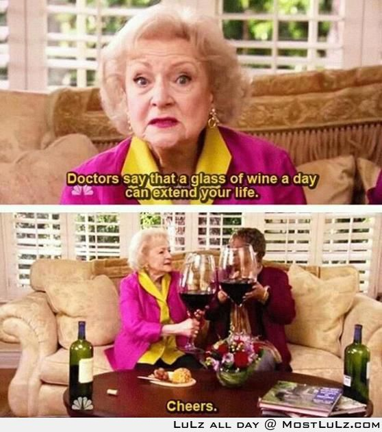 Betty White is a Boss LuLz