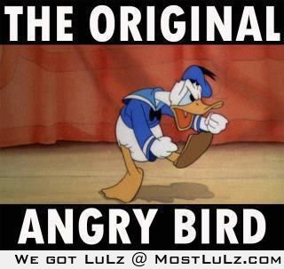 Donald is Mad Bro LuLz