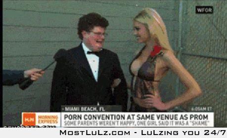 Porn Con Prom win LuLz
