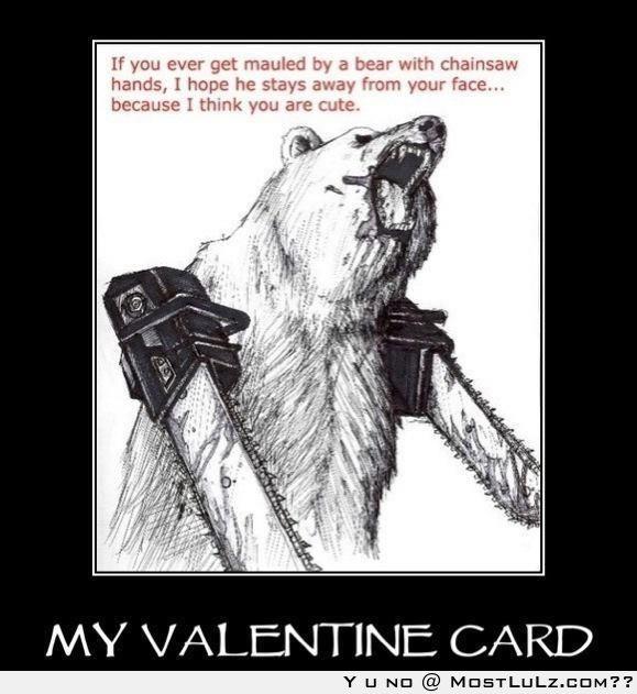 I'll Pass on the Bear Hug LuLz