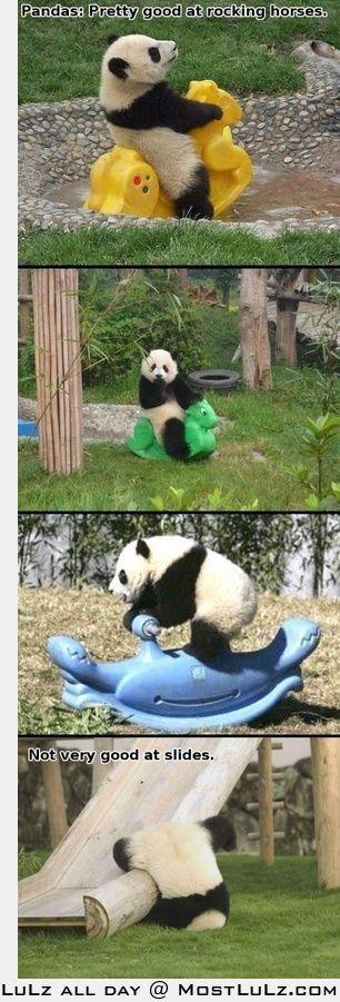pandas LuLz