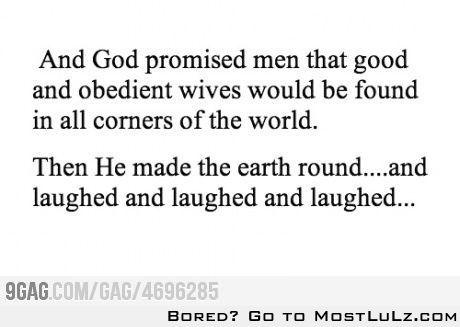 God Promised Me LuLz