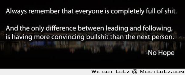 Bullshitters Unite LuLz
