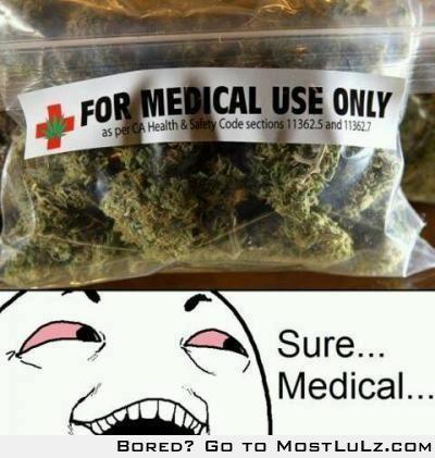 Medical indeed! LuLz