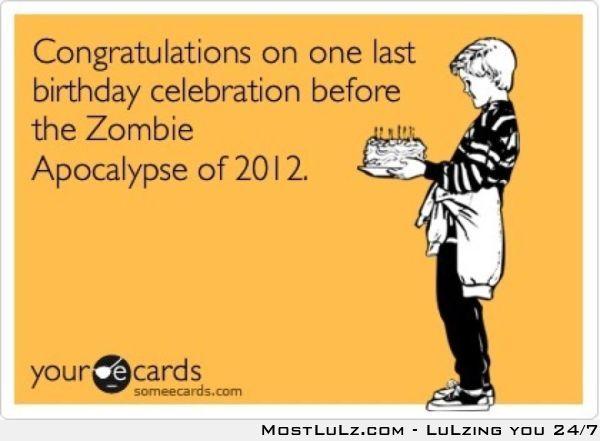 yay Zombies! LuLz