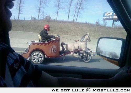 Asphalt chariot LuLz