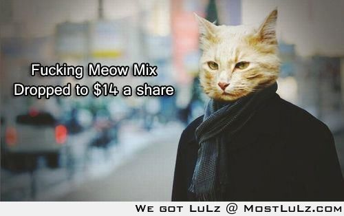 Fucking Meow Mix LuLz