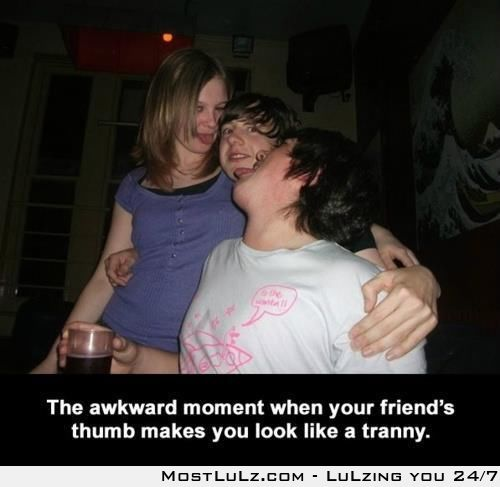Tranny's are awesome LuLz