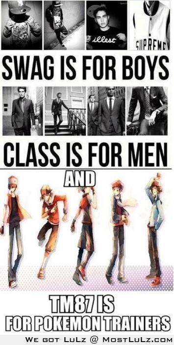 Men, Boys, Pokemon Trainers