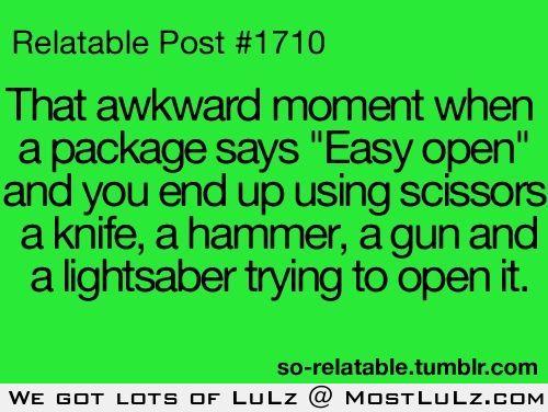Easy Open LuLz