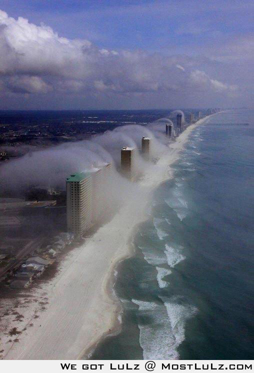 Cloud tsunami LuLz