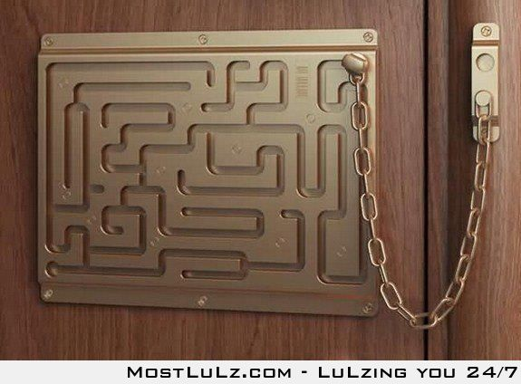 No wonder it takes so long for grandma to open up LuLz