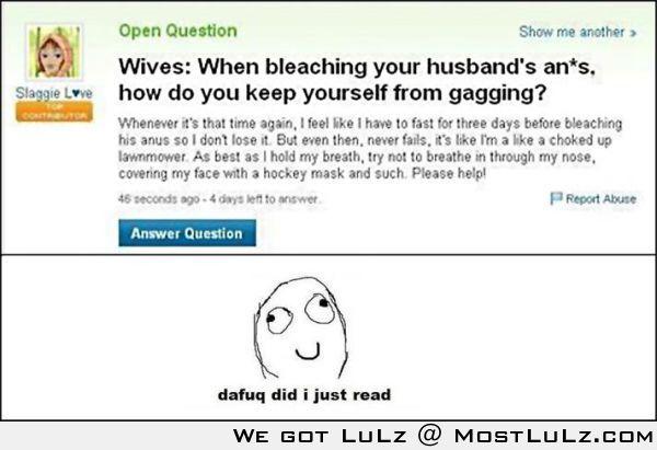 Dafuq did I just read? LuLz