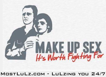 Make up sex LuLz