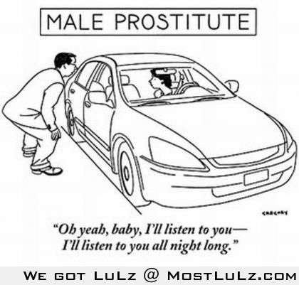Male prostitution LuLz