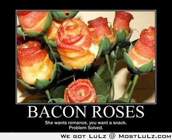 Everyone needs bacon! LuLz