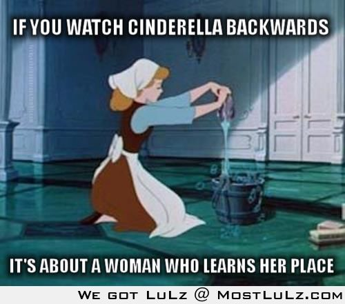 I knew Disney was teaching us something LuLz