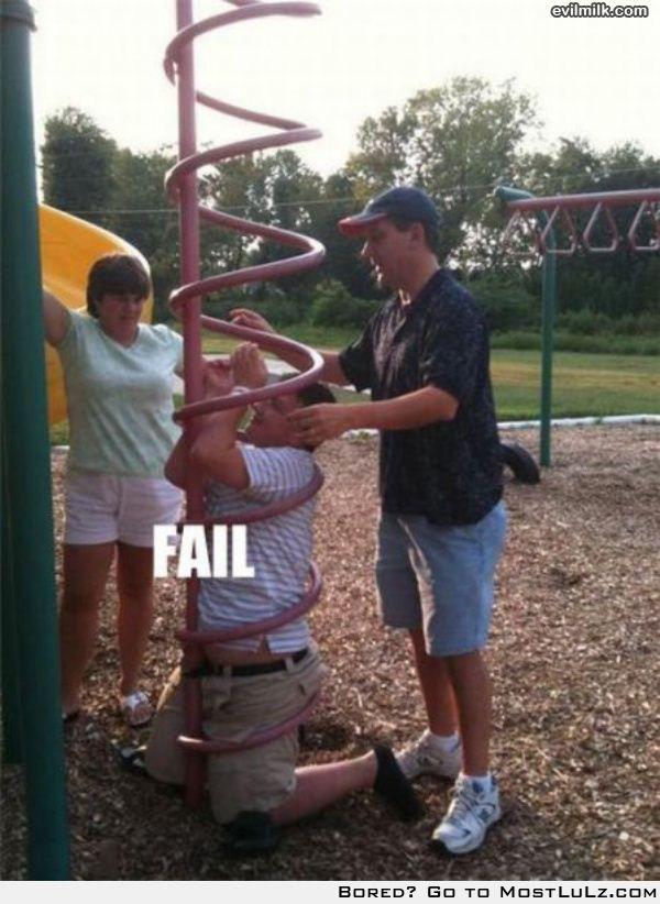 Stuck Fail