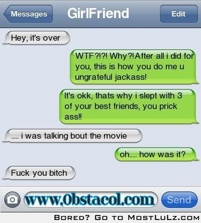 Girlfriend Lulz
