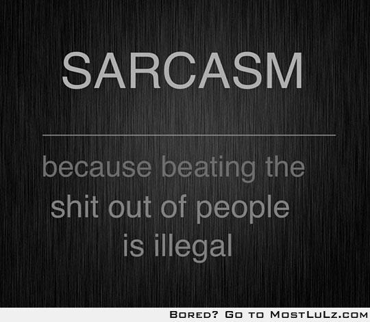 Sadly True