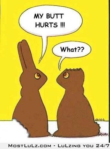 Easter LuLz