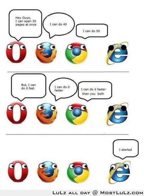 Internet Explorer LuLz
