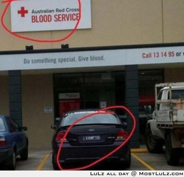 Well if there wasn't proof of vampire's before...here it is LuLz