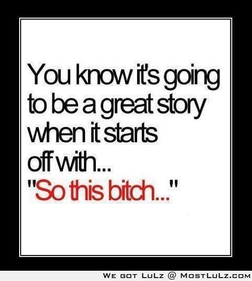 True story LuLz