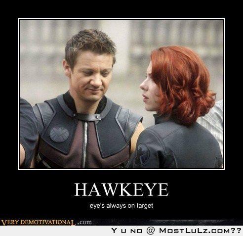 Hawkeye LuLz