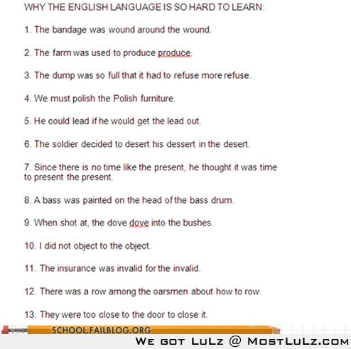 English LuLz