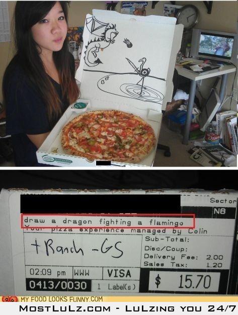Best pizza ever!! LuLz