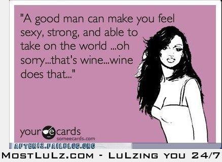 Wine > Men LuLz