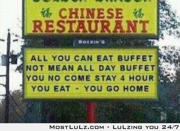 All you can eat LuLz