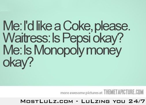 Pepsi is NOT okay