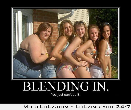 Blending isn't easy LuLz